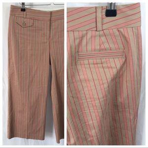 Express | Correspondent Striped Culottes